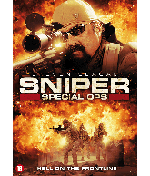 DVD SNIPER:SPECIAL OPS