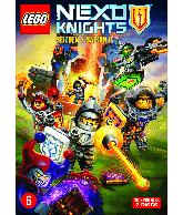 DVD LEGO: NEXO KNIGHTS  S.1