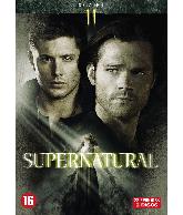 DVD Supernatural Seizoen 11 DVD