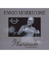 CD ENNIO MORRICONE The Platinum Collection