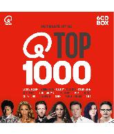 CD Q MUSIC TOP 1000 2016 ( 6 CD)