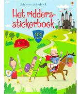 Het Rridders stickerboek