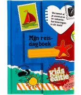 Mijn reisdagboek (kinder editie)