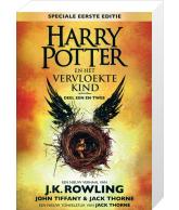 Harry Potter Het vervloekte kind deel een en twee