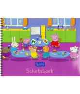 Peppa Pig schetsboek