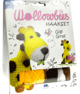 Haakpakket wollowbies gigi giraffe