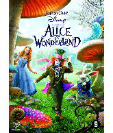 DVD Alice Through The Looking Glass