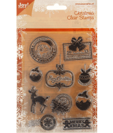 Joy! Clearstamp Christmas