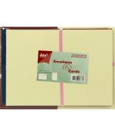 Joy! Kaarten en enveloppen A6 Kerst