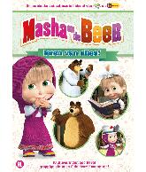 DVD MASHA & DE BEER LEREN VAN ALLES