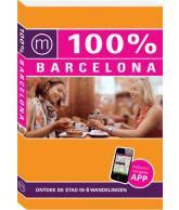 100% Barcelona + app (nieuwe editie)