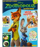Disney doeboek Zootropolis
