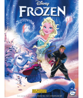 Disney Frozen filmstrip (stripalbum)