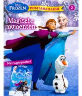 Disney Frozen postermagazine