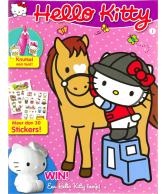 Hello Kitty Activity boek