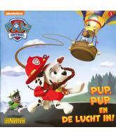 Paw Patrol 03 - Pup, pup en de lucht in!
