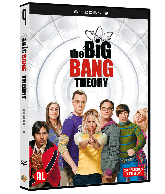 DVD Big Bang Theory - Seizoen 9