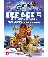 DVD Ice Age 5 Collision Course