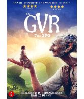 DVD GVR, De grote vriendelijke reus (The big friendly giant)