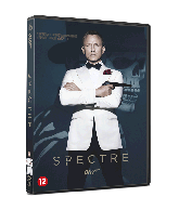 DVD James Bond: Spectre