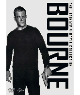 DVD box Bourne - The Ultimate 5 movie collection