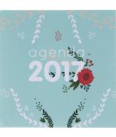 Agenda 2017: Light Green Ornaments