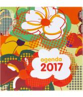 Agenda 2017: Pop-Art Flowers