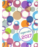 Agenda 2017: Circles Colours