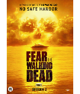 DVD Fear The Walking Dead - Seizoen 2