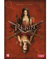 Dvd Reign seizoen 3