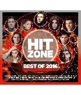 CD 538 HITZONE BEST OF 2016 (2 CD)