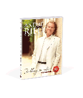 Dvd Andre Rieu & Strauss Orchestra falling in love in maastricht