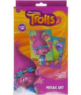 Trolls Mozaïk Art, arts & craft