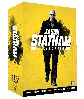 DVD box Jason Statham (4 DVD)