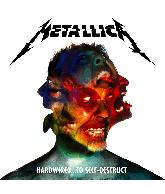 CD METALLICA, HARDWIRED…TO SELF-DESTRUCT