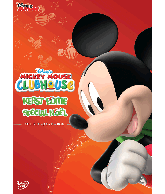 DVD MICKEY MOUSE CLUBHOUSE KERST BOX
