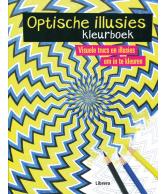 Optische illusies kleurboek