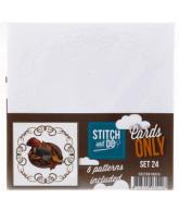 Stitch & Do Cards Only set 24