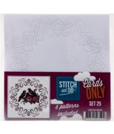 Stitch & Do Cards only set 25