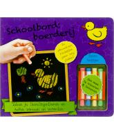 Schoolbord: Boerderij