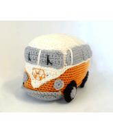 HardiCraft Haakpakket Volkswagen busje Oranje