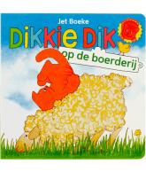 Dikkie Dik op de boerderij (kartonnen editie)