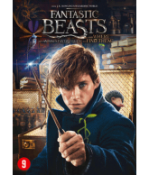DVD Fantastic Beasts and where to find them