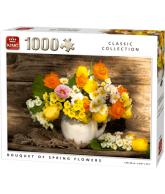 Puzzle Spring Flowers (1000 pcs)