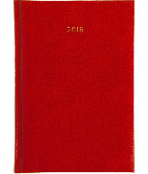 Bureau agenda 2018 rood