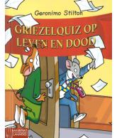 Geronimo Stilton: (25) Griezelquiz op leven en dood