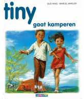 Tiny gaat kamperen
