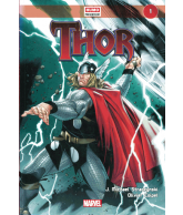 Marvel Stripboek (1) Thor - Herboren
