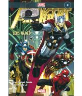 Marvel Stripboek (3) Avengers - Vers bloed