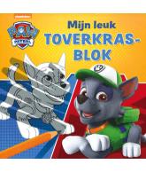 Paw Patrol Toverkrasblok